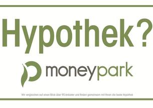 Hypothek? MoneyPark findet die beste Finanzierung für Sie