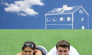 Familie will ein Traumhaus bauen