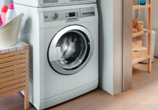 Wohntraum Waschmaschine