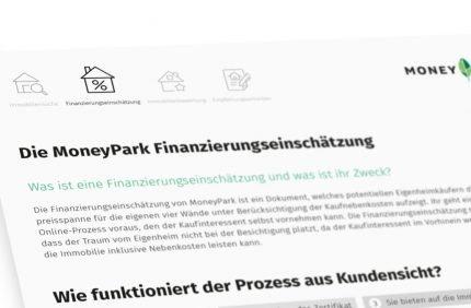 Finanzierungseinschätzung