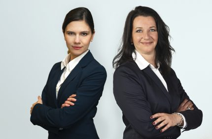Viola Kirsch und Judit Zwahlen
