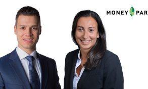 MoneyPark Sasa Vranjes und Stefania Boffa