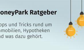 MoneyPark Ratgeber - Hypothek verlängern