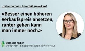 Immobilienverkauf MoneyPark - Michaela Müller