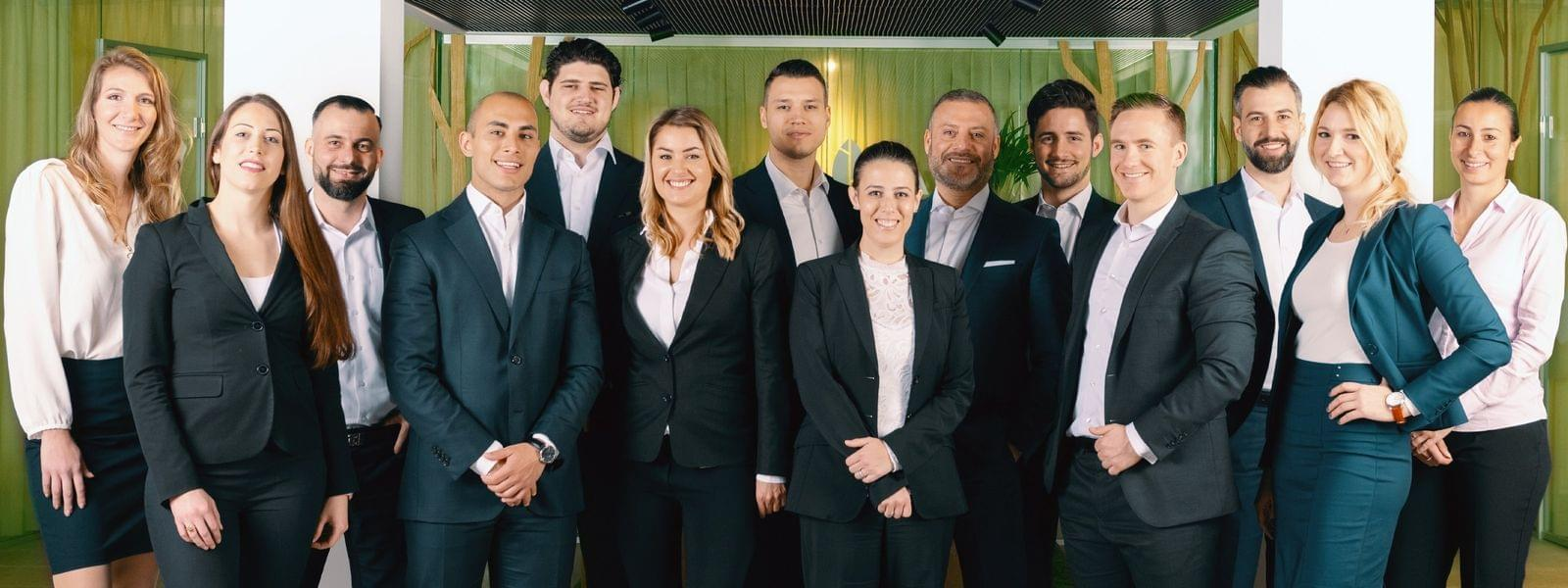 Das MoneyPark-Team